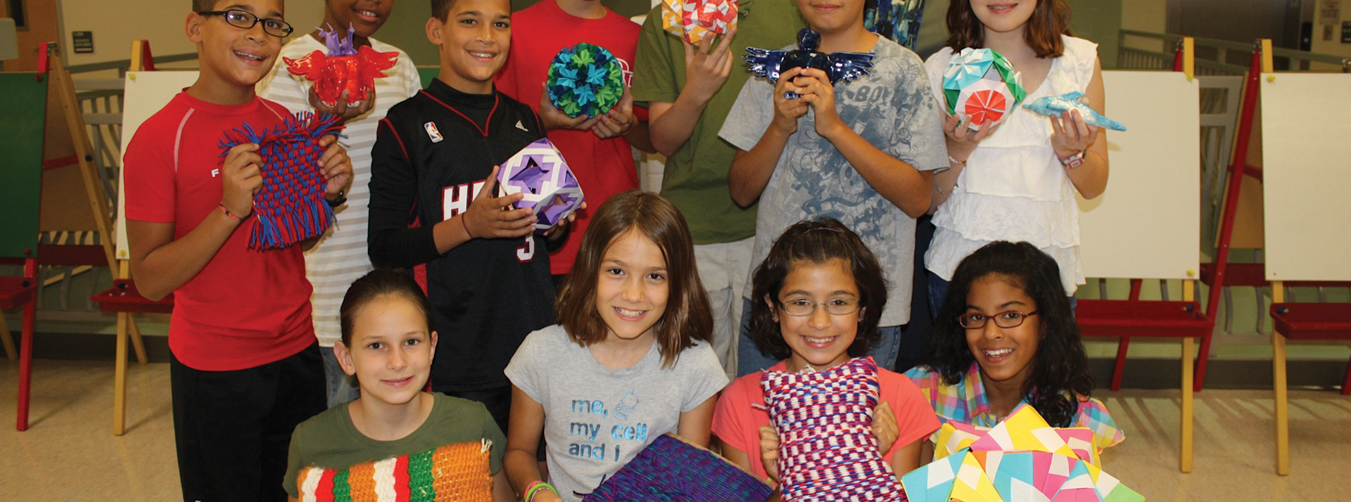 Funding innovation and bringing real-world application into the classroom.