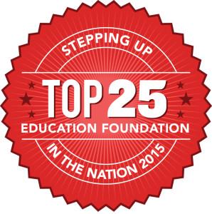 Top 25 Badge 2015